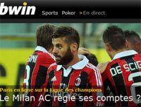 Milan-FC Barcelone : le match nul à 4,25 chez Bwin