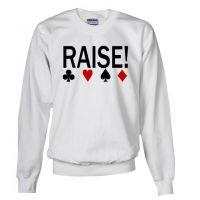 Les 3 raisons pour miser (to bet) et relancer (to raise) au poker