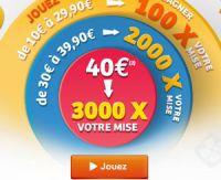 """""""Misez juste"""" sur FDJ.fr"""