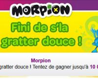 FDJ : Morpion is back !