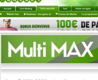 MultiMax sur Unibet, c'est quoi ?