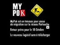 MyPok file sur le réseau de Partouche