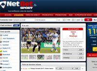 «NetBet Sport, parmi les meilleures cotes du web»