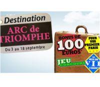 Un nouveau bonus de 100€ sur Betclic Turf et un jeu-concours
