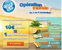 L'opération Floride sur FDJ.fr