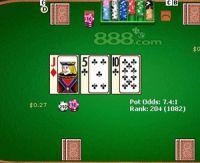 L'overlay au poker, c'est quoi ?
