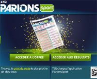 FDJ lance une application ParionsSport sur mobile