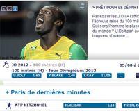ParionsWeb : une cote à 1.60 pour Usain Bolt vainqueur du 100 mètres