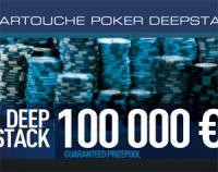 Partouche Poker Deepstack : la saison 2 commence le 21 octobre