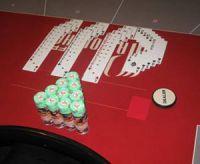 Jimmy Gillot vainqueur du Partouche Poker Deepstack de Lyon