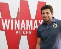 Patrick Bruel, 24ème Français en termes de gains au poker