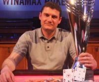 Philippe Pertuisot, gagnant du Winamax Poker Tour