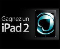 PKR offre un iPad 2 grâce au week-end « Double Points »