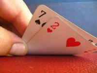 Les plus mauvaises mains qu'un joueur peut avoir au poker