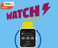 PMU.fr, premier opérateur de paris sportifs sur montres connectées