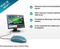 PMU Poker : Instant Play permet de jouer sans logiciel