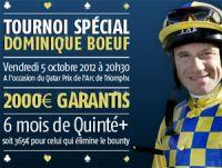 PMU Poker : défiez le jockey Dominique Bœuf