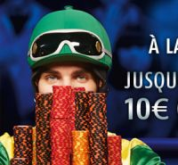 PMU Poker offre 10 € pour toute inscription jusqu'au 1er mai
