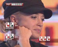 PMU Poker : un tournoi bounty avec Hélène de Fougerolles et Dario