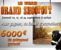 Grand Shootout de PMU Poker : rendez-vous samedis 17 et 24 septembre