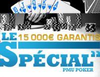 Samedi 25 juin à 20h, rendez-vous sur PMU Poker