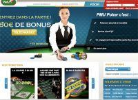 Le poker sur PMU augmente ses garanties