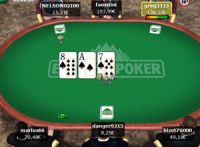 Le poker en ligne dégringole