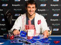 Poker : Rémi Castaignon vainqueur à Deauville