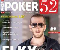 Le magazine Poker52 se lance à la conquête de l'Europe