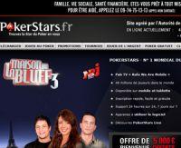 PokerStars devient expert en tournois en ligne géants