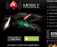 PokerStars Mobile Poker arrive sur iPhone