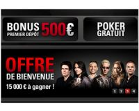 PokerStars : puissance 4, 40.000€ de primes en cash game