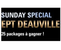 PokerStars.fr : Sunday Special EPT Deauville le 8 janvier