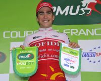 Paris-Vincennes accueille la remise des Prix de la Coupe de France PMU de Cyclisme 2011