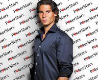 Rafael Nadal rejoint le site de poker PokerStars