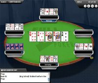 Les règles du poker « Omaha » (Omaha High)