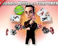 Robbie Williams lance un site de poker