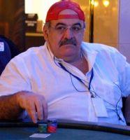 Roger Hairabedian et les frères Jeannet avec Barrière Poker