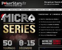 Ronan Monfort aux côtés de PokerStars.fr