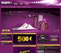 Le site de poker SAjOO.fr est compatible avec Mac