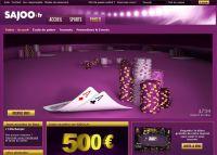 SAjOO Poker : jouez au « Super Omaha » (5000 € garantis)
