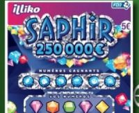 Saphir, nouveau jeu de la FDJ