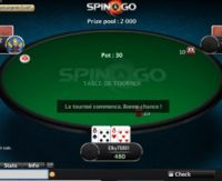 PokerStars en mode Spin&Go