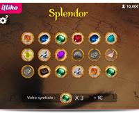 Splendor, nouveau jeu iLLiko de la FDJ