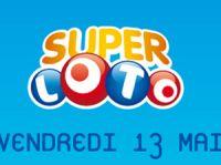 SUPER LOTO® ce vendredi 13 mai : jouez en 2 minutes pour 13 millions