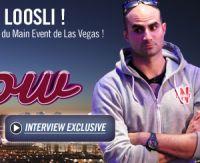 WSOP 2013 : un Français sponsorisé par Winamax dans les 9 de novembre