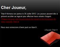 Titan quitte le marché du poker français