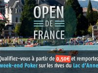 Tournoi KUZEO (PMU.fr) : gagnez 1 package Open de France (1.000 €) !