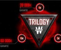 La Trilogy sur Winamax jusqu'au 17 février