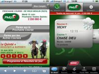 Les applications de turf sur iPhone explosent